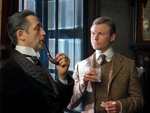 Шерлок Холмс 1980